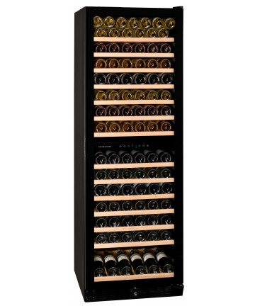 Racitor vinuri incorporabil DX-166.428DBK