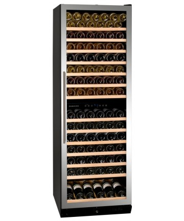 Racitor vinuri incorporabil DX-166.428SDSK