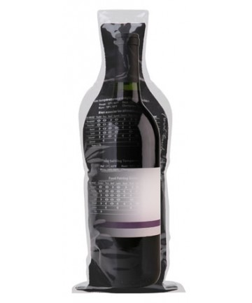 Punga protectie sticla de vin
