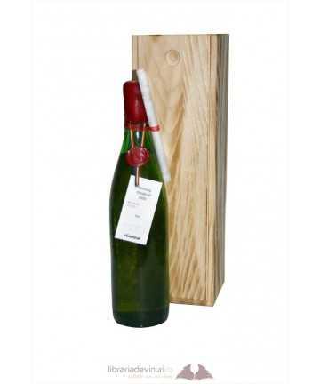 Vin Riesling Odobesti 1993 in cutie de lemn