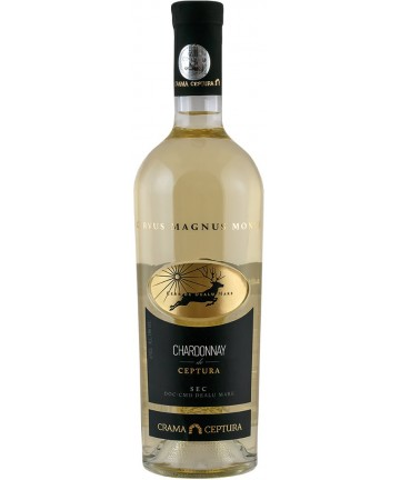 Chardonnay Cervus Magnus Crama Ceptura