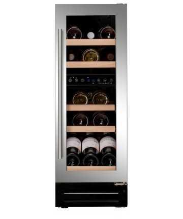 Racitor vinuri incorporabil sub blat DX-17.58SDSK/DP