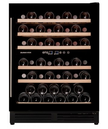 Racitor vinuri incorporabil sub blat DX-51.150DBK/DP