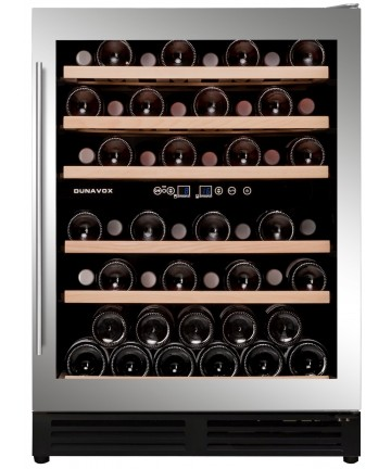 Racitor vinuri incorporabil sub blat DX-51.150DSK/DP