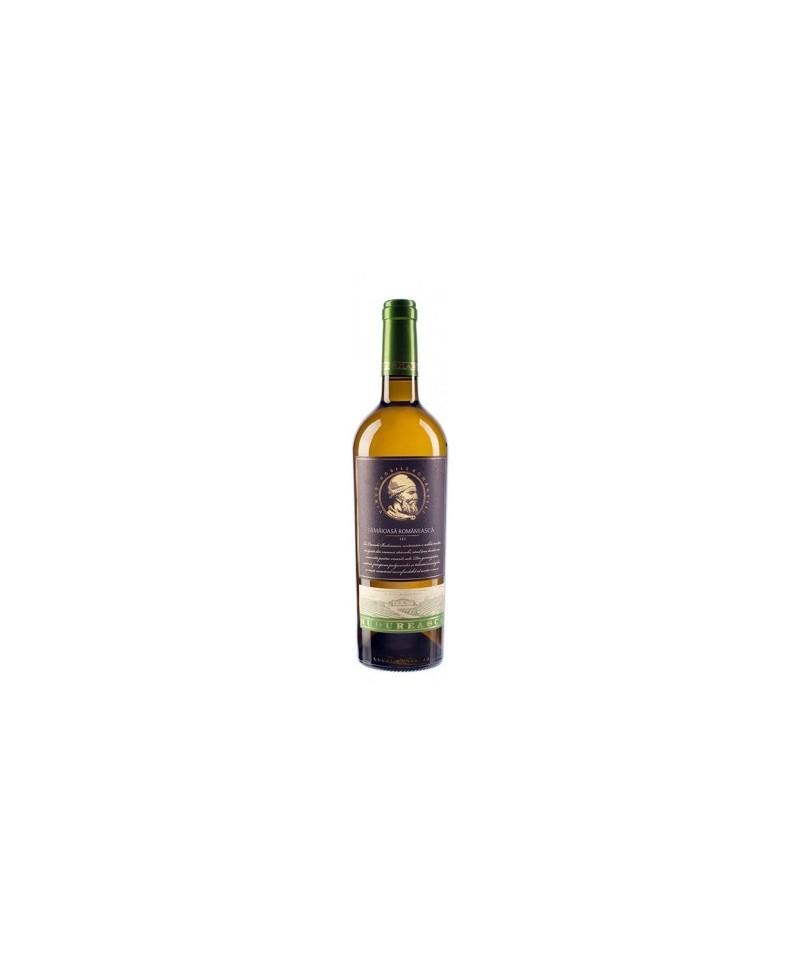 Vin Budureasca Premium Tamaioasa Romaneasca-LIFE STYLE TIPS SRL