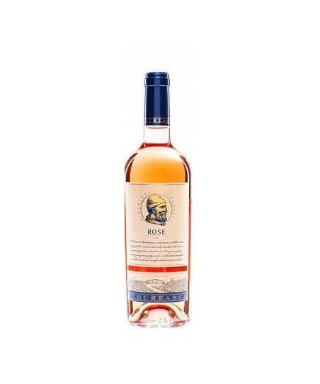 Vin Budureasca Premium Rose