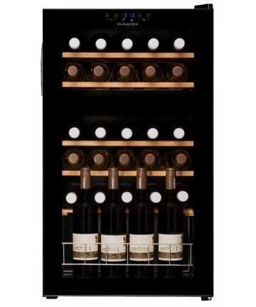 Racitor vinuri cu compresor DX-30.80DK