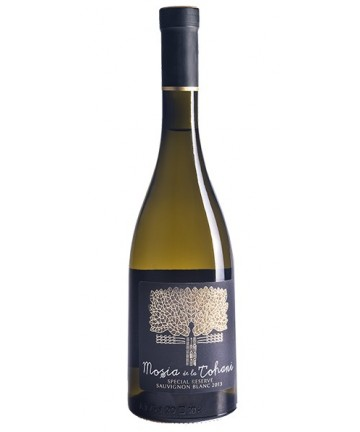Vin Sauvignon Blanc - Mosia de la Tohani Special Reserve