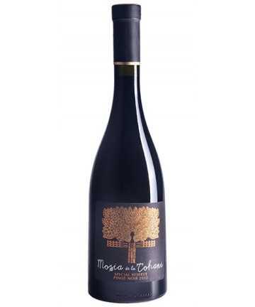 Pinot Noir - Mosia de la Tohani Special Reserve