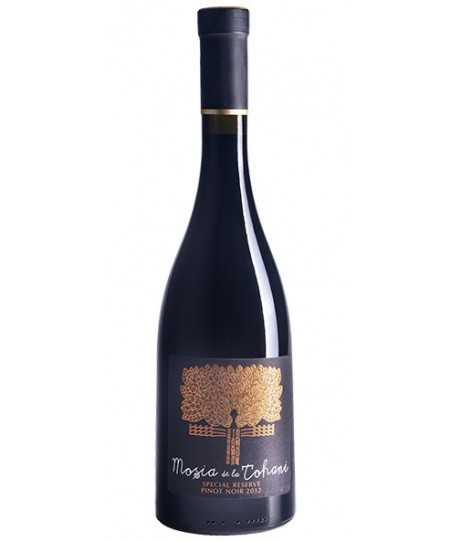 Vin Pinot Noir - Mosia de la Tohani Special Reserve