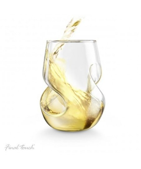 Set 4 pahare vin alb Conundrum