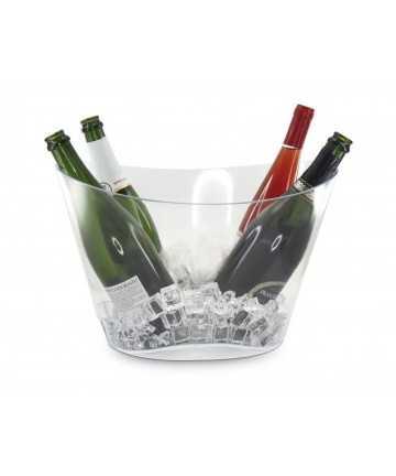 Frapiera plastic 4 sticle Trapezee