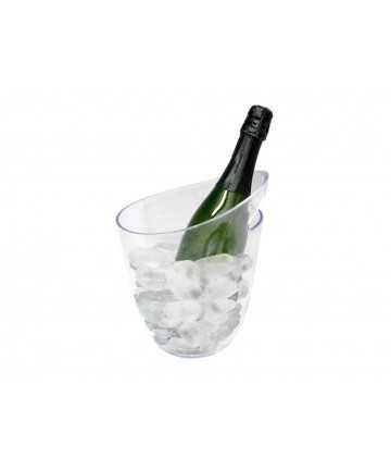 Frapiera plastic pentru 1 sticla de vin