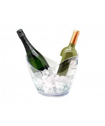 Frapiera plastic pentru 2 sticle de vin