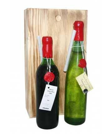 Caseta vinoteca 1986