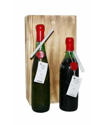 Caseta vinoteca 1984 Cabernet Riesling
