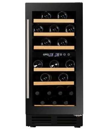 Racitor vinuri incorporabil DAU-32.78DB