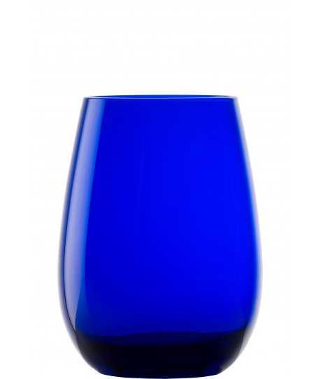 Set 6 pahare pentru apa/suc, albastru - ELEMENTS