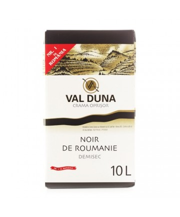 Val Duna Noir de Roumanie 10 L - Crama Oprisor