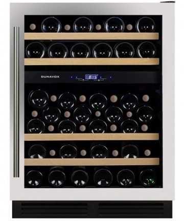 Racitor vinuri incorporabil sub blat DX-53.130SDSK/DP