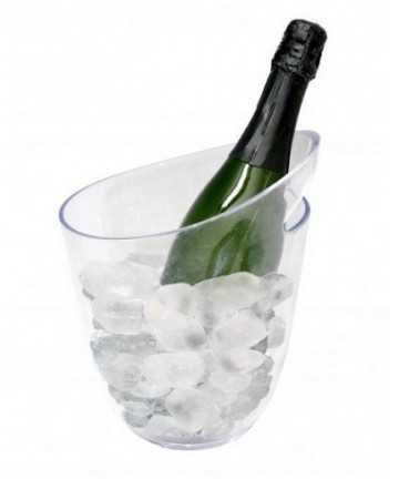 Frapiera transparenta pentru 1 sticla vin