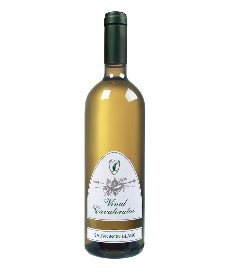Vin Sauvignon Blanc - Vinul Cavalerului-LIFE STYLE TIPS SRL
