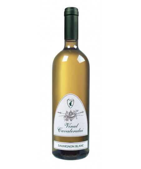 Vinul Cavalerului Sauvignon Blanc 2013