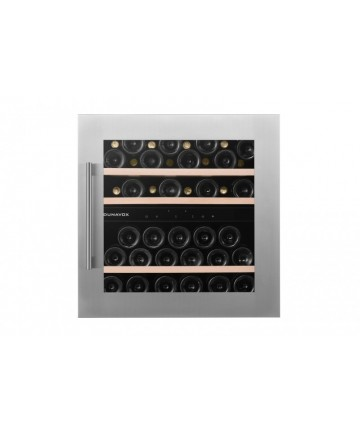 Răcitor de vin încorporabil Dunavox DAB-41.83DSS