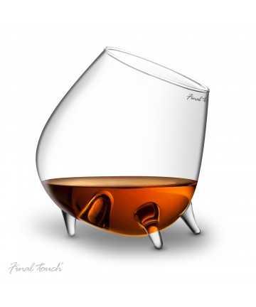 Set 2 pahare Cognac Final Touch