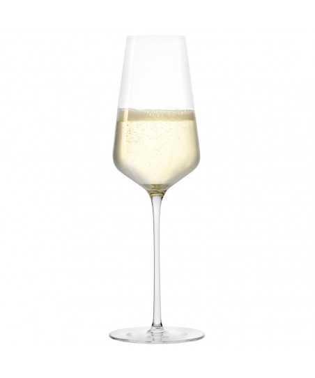Set 6 pahare Champagne 290 ml, Starlight