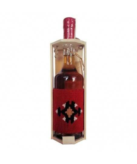 Rameros cu coaster detasabil Folclor, 500 ml