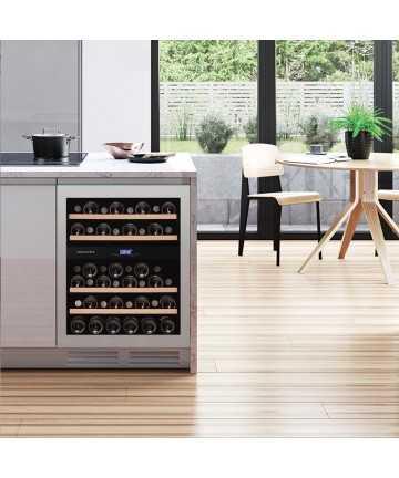 Racitor vinuri, incorporabil sub blat, Dunavox DAUF-45.125DOP.TO-LIFE STYLE TIPS SRL