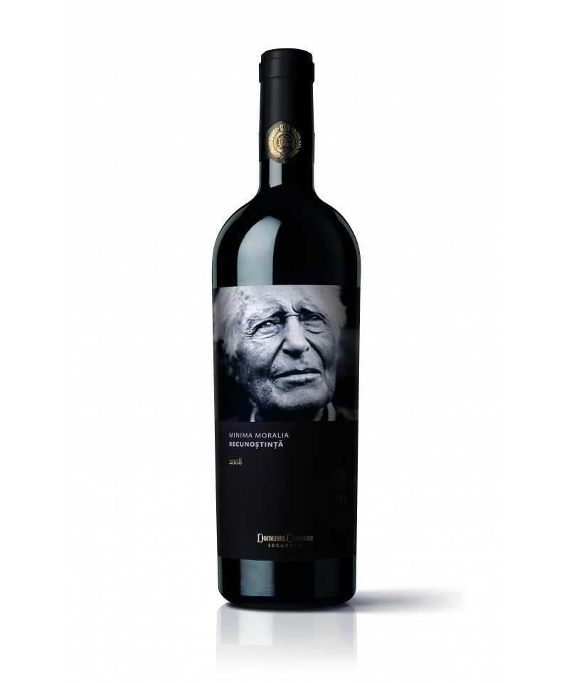 Vin Minima Moralia Recunostinta-LIFE STYLE TIPS SRL