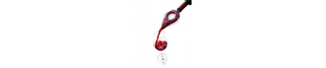Aeratoare pentru vinuri